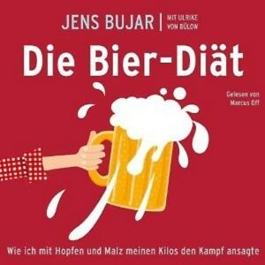 MARCUS-OFF-JENS-BUJAR-ULRIKE-VON-BULOW-DIE-BIER-DIAT-3-CD-HORBUCH-NEU