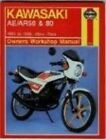 Kawasaki AE/AR50 & 80 (1981 to 1995) Owner's Workshop Manual by Chris Rogers (Paperback, 1995)