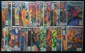 Fantastic-Four-501-535-COMPLETE-FULL-RUN-Marvel-Comics-Waid-Kesel-Straczynski