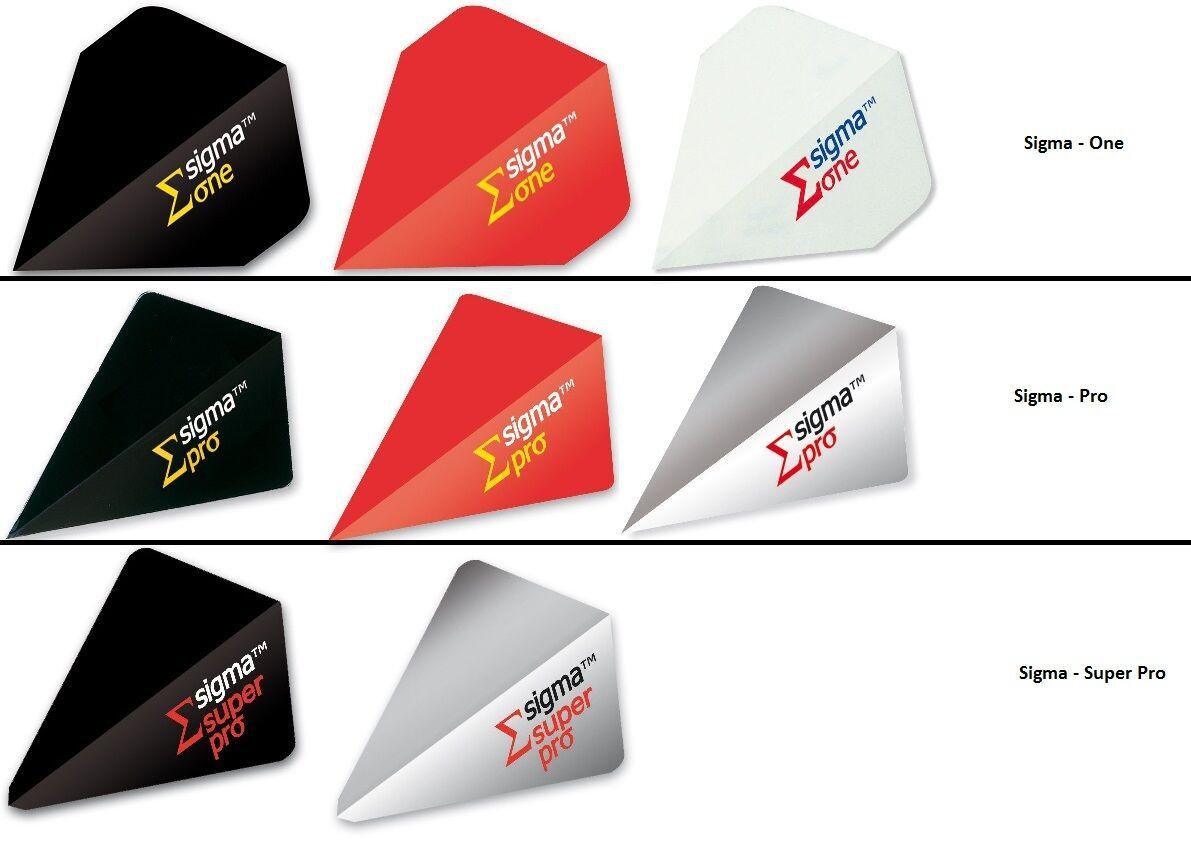 Sigma Weitere Sportarten Unicorn Sigma Super Pro Flights schwarz 1 Dtz