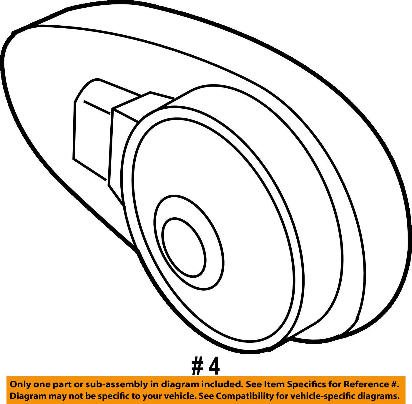 porsche oem 03 06 cayenne anti theft alarm system siren 95561823701 Detex Door Alarm norton secured powered by verisign