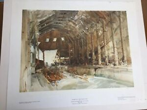 Incoming-Tide-No-1-Slip-Devonport-Dockyard-Sir-Russell-Flint-Limited-Edition-750