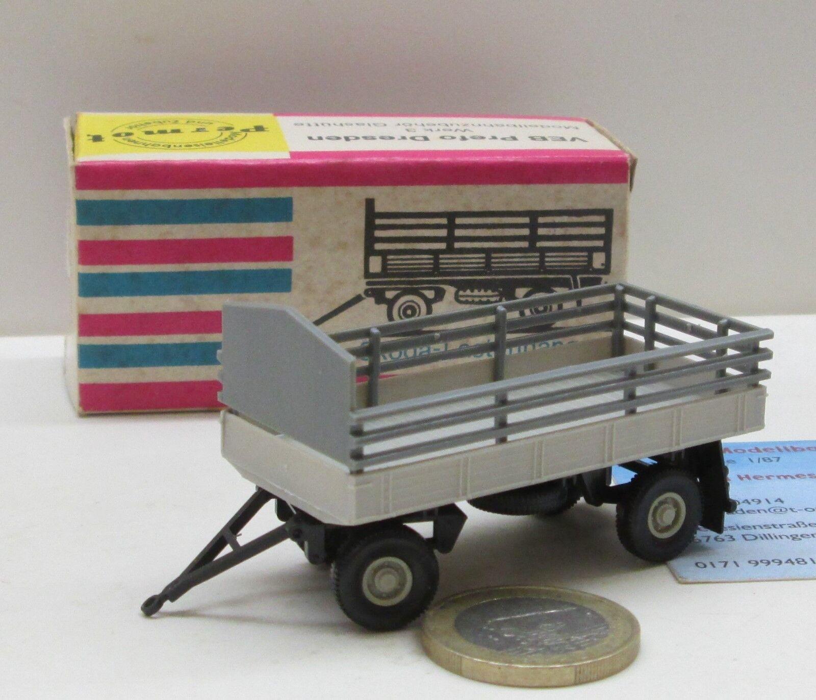 Permot  remolque de carga con con con lattenaufsatz 91de49