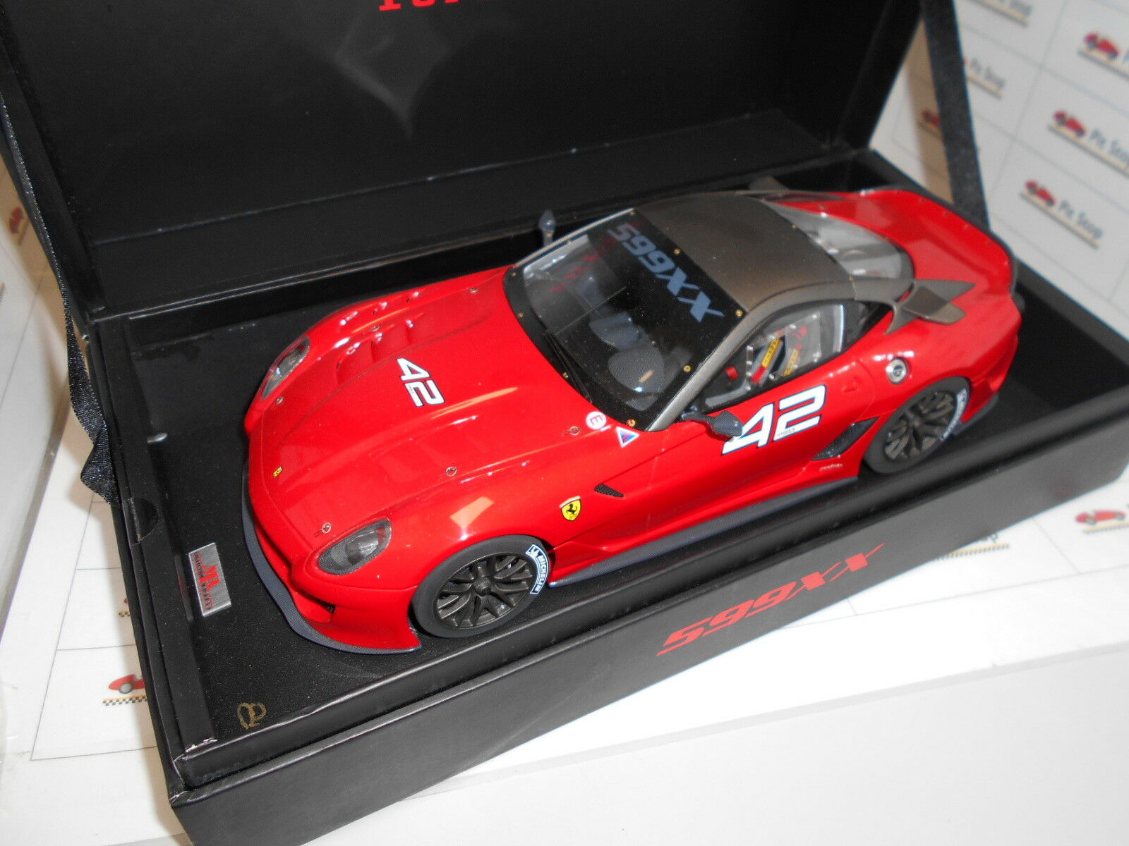 MRFE08H by MR COLLECTION MODELS FERRARI 599XX  18