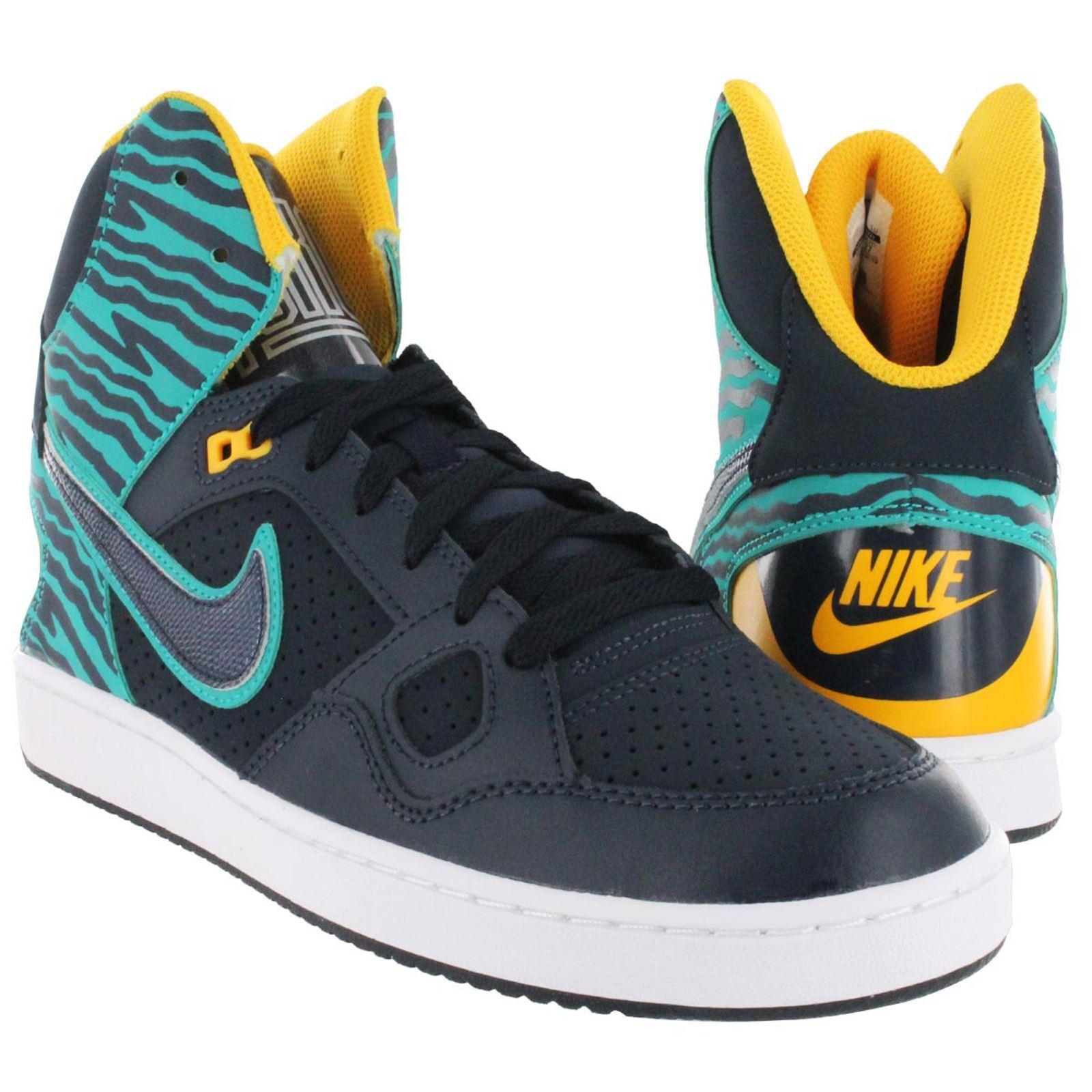 Nike Son of Force Force Force Mid Basketball scarpe -616281 401 SZ 9 e6dfb3
