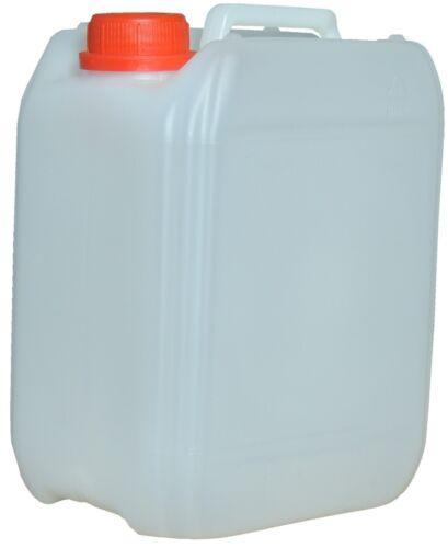 4x 5L Kanister Wasserkanister lebensmittelecht 2,13€//1Stk