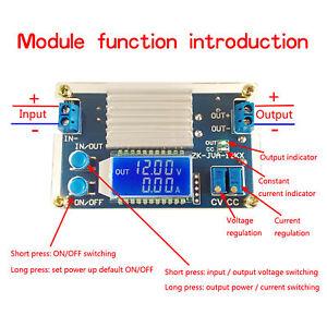 12A-tensione-costante-corrente-costante-LCD-Digitale-Buck-Alimentazione-Modulo-Display
