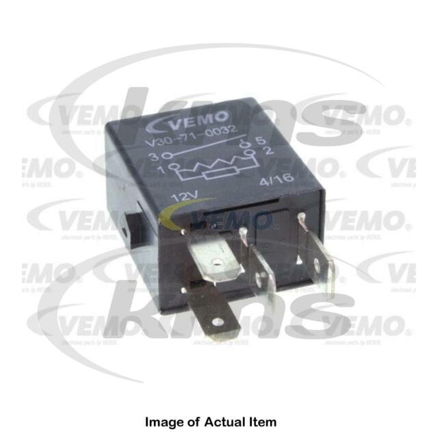 New VEM Fuel Pump Relay V30-71-0032 Top German Quality