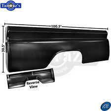 60-66 Chevy Pickup Pick Up Truck Long Bed Fleetside Bedside Quarter Panel - RH