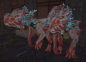 Ark-Survival-Evolved-Xbox-One-PvE-x2-Boss-Stat-Velonasaur-Fert-Eggs-297-at-Hatch