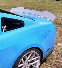 LRB Speed 2010-2014 Ford Mustang NASCAR Style aluminum Rear Trunk Spoiler Wing