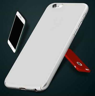 Ultra-thin Shockproof Hard PC Frosted Case Cover For iPhone 5 SE 6 6s 7 7Plus
