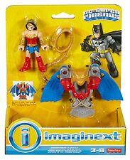 Imaginext DC Super Friends - Wonder Woman with Flight Suit *BRAND NEW*