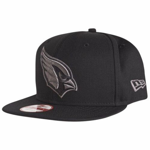 New Era 9Fifty Snapback Cap Arizona Cardinals schwarz grau
