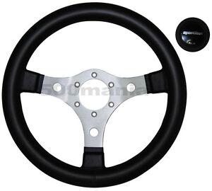 Volante-in-poliuretano-nero-330-mm-per-Fiat-500-F-L-R-e-Fiat-126