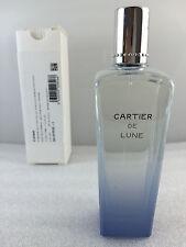 Cartier De Lune by Cartier Woman's EDT Spray 4.2 oz/125mL *NEW IN TESTER BOX*