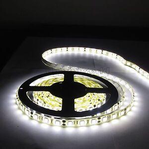 12v nature white 4000k 4500k 5050 smd 300leds 5m flexible. Black Bedroom Furniture Sets. Home Design Ideas