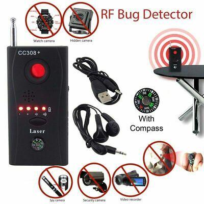 CC308+Anti-Spy RF Signal Bug Detector