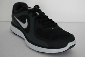 buy online f0bed 79365 Nike Lunarswift+ Mens Sz 8 Running Cross Training Shoes Black?Gray ...