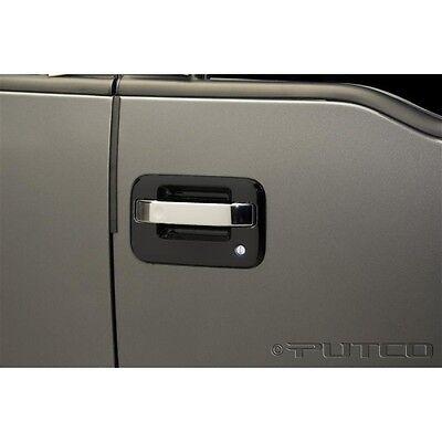 4 Door PUTCO 401018 Door Handle Covers For Ford F150 SVT Raptor 2010-2014