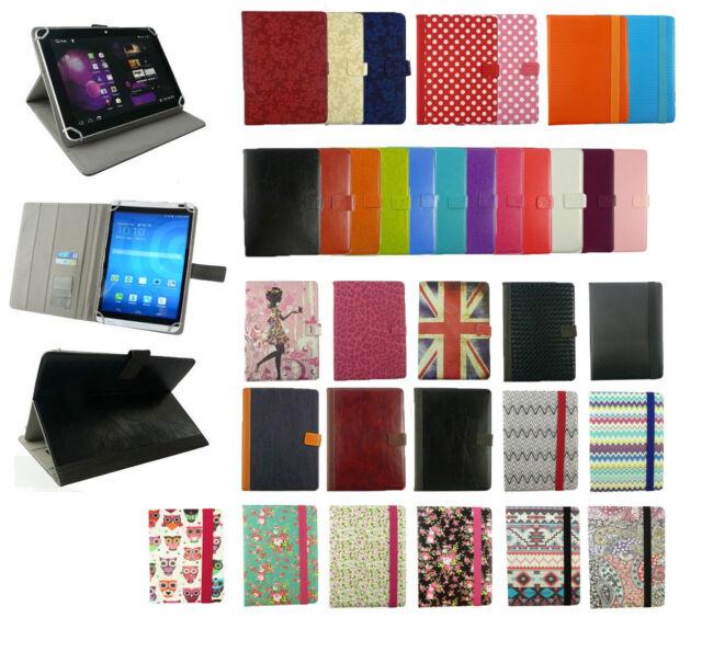 Universal Funda para Samsung Galaxy Tab DELL 8.0 sm-t377 8 PULGADAS TABLETA