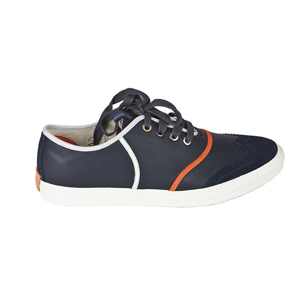 Paul Smith samo sneakers bluee