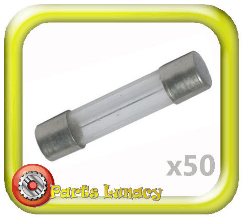 FUSE Glass Standard 3AG 35 AMP x50