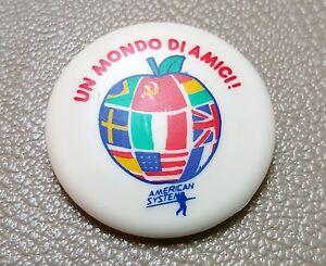 034-AMERICAN-SYSTEM-034-SPILLA-TIPO-14-VINTAGE-ANNI-80-IN-PLASTICA-3-5-cm-PANINARO