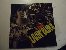 Livin' Blues – Live Livin' Blues   - LP