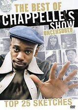The Best of Chappelle's Show Uncensored DVD NEW SEALED FREE SHIPPING IN USA