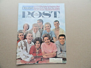 Saturday-Evening-Post-Magazine-December-23-30-1961-Complete