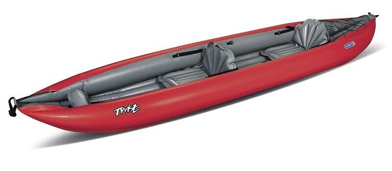 Gumotex Twist 2 - 1 or 2 person inflatable kayak - 2019 model - Free Shipping