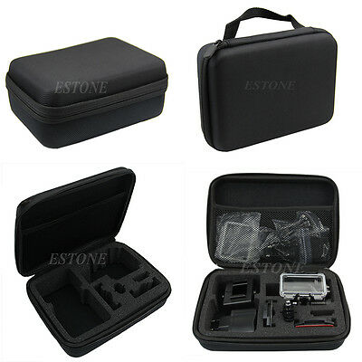 Medium Shockproof Protective Bag Case for Camera Accessories