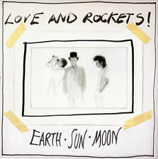 Love And Rockets - Earth Sun Moon 200G LP REISSUE NEW LIMITED EDITION Bauhaus