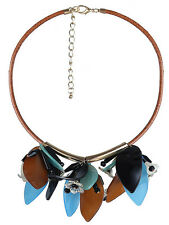 MARNI H&M Multi-color Flowers  Necklace #2
