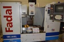 Used Fadal Vmc 3016 L Cnc Vertical Machining Center Mill 32mp Rigid Tap Ct40 02