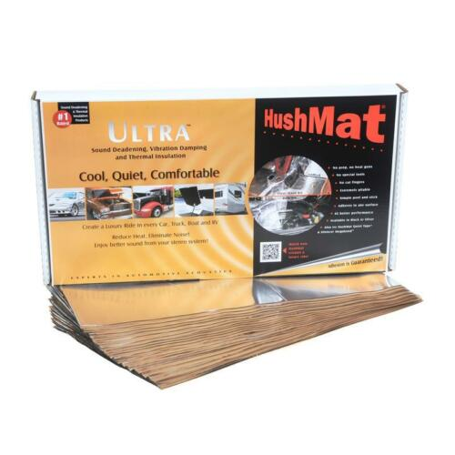 Hushmat Thermal Acoustic Insulation 665202; Firewall Kit for 05-16 Jeep