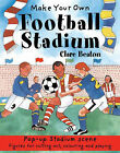 Make Your Own Football Stadium by Clare Beaton (Paperback, 2008)