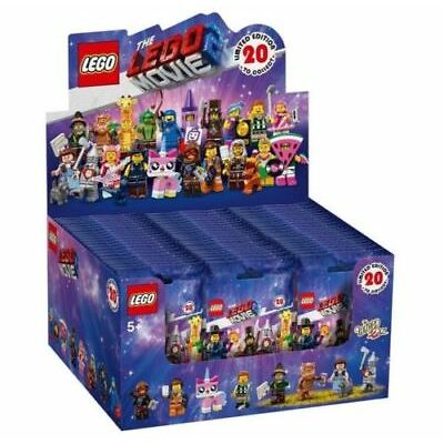 LEGO Minifigures The Lego Movie 2 Wizard Of Oz Sealed Carton of 60 Packets 71023