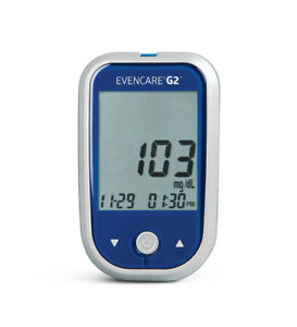 Medline-MPH1545-EVENCARE-G2-Blood-Glucose-Monitoring-System-Free-Shipping