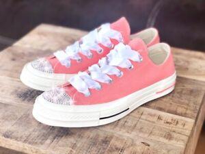 Luxus Chuck Pink Converse Niedrig Ochsen Mit All Swarovski Sneaker Elements Star 70 6Ybyf7g
