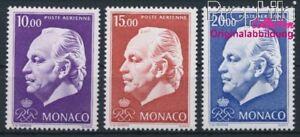 Monaco-1160-1162-postfrisch-1974-Flugpost-8940407
