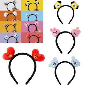 Kpop-Idol-Headbands-Hair-Band-Tie-Hairpin-Bangtan-Boys-RM-CHIMMY-Tuck-Comb-Gift