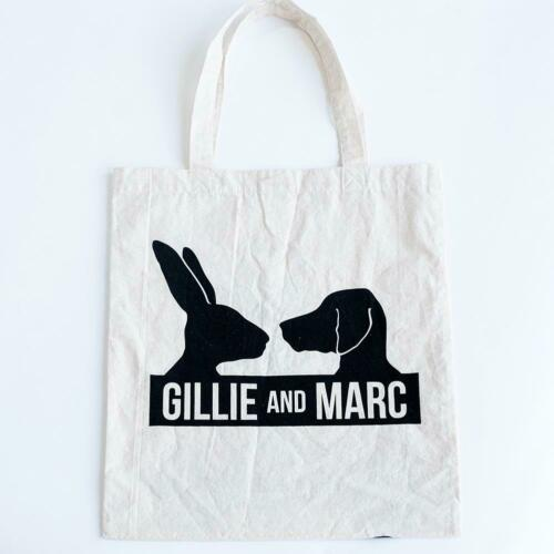 GILLIE AND MARC Vespa Riders Tote Bag Authentic Pop Art Direct from artists