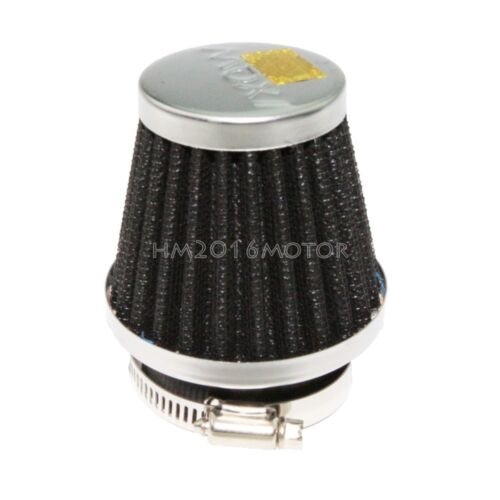 2x 52mm Air Filter Cleaners Pod For Yamaha XJ 600 650 700 750 900 FZX700 FJ600