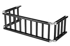 "READYRAMP COMPACT BED EXTENDER / RAMP, BLACK 90"" OPEN 50"" ON TRUCK"