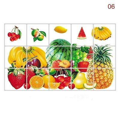 Baking Accs. & Cake Decorating Home & Garden Waterproof Easy Clean Wall Splash Guard While Cooking Sticker Beautiful And Charming