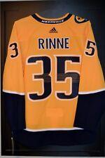 17460891a item 3 Pekka Rinne Nashville Predators Adidas Authentic Home NHL Hockey  Jersey Size 52 -Pekka Rinne Nashville Predators Adidas Authentic Home NHL  Hockey ...
