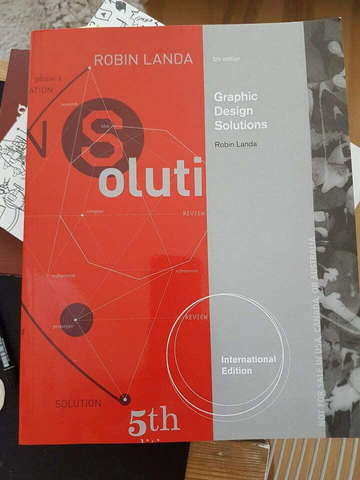 Graphic Design Solutions, international edition, Robin