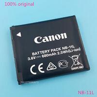 Original Genuine Canon Nb-11l Li-ion Battery For Canon Powershot Cameras